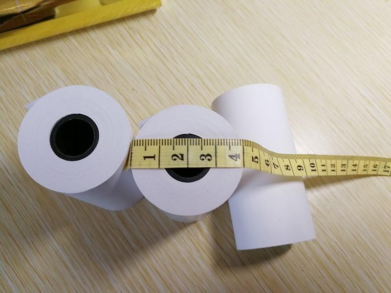 80X40热敏纸连凯连科物联通逍客SPRT80*40mm便携机打印纸