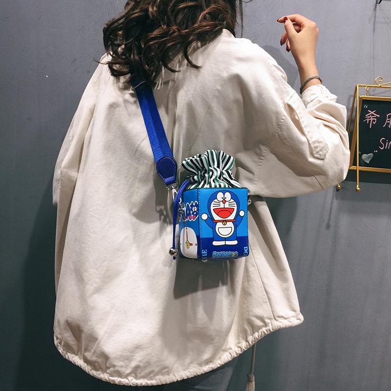 水桶2019新款网红ins可爱小包包10月19日最新优惠