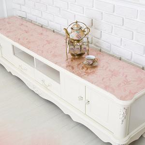 软质玻璃垫电视柜桌垫子PVC桌布防水防油茶几垫塑料透明pvc水晶板