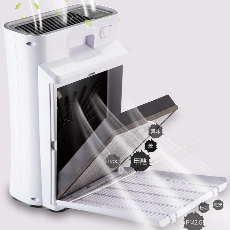 [诚信百货超市店空气净化,氧吧]【官方现货】新颐空气净化器小白2.0月销量0件仅售5057.7元