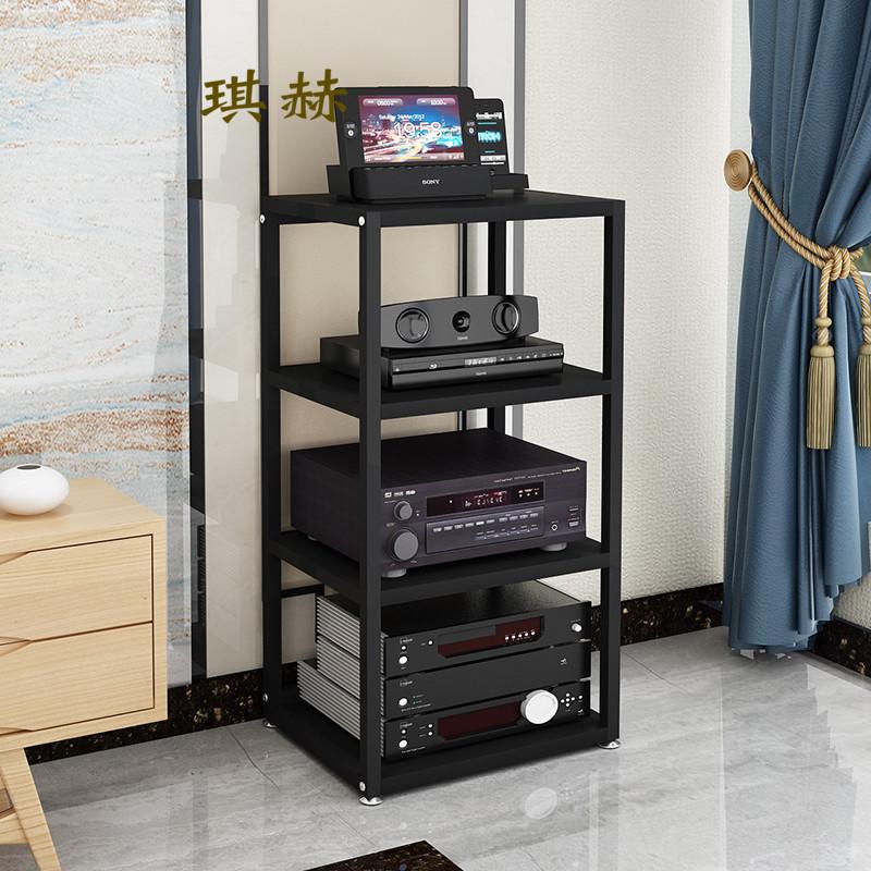 Пользовательские аудио стойки кронштейна пол усилитель кабинет мини-динамик кабинет CD-усилитель hifi оборудование многослойная стойка