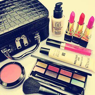 专业化妆师彩妆套装全套组合新娘舞台cos美妆工具初学者影楼用品