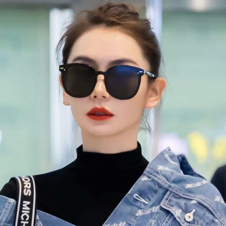 Fashion star Li Jiaqi same sunglasses Fashion mens and womens GM Sunglasses
