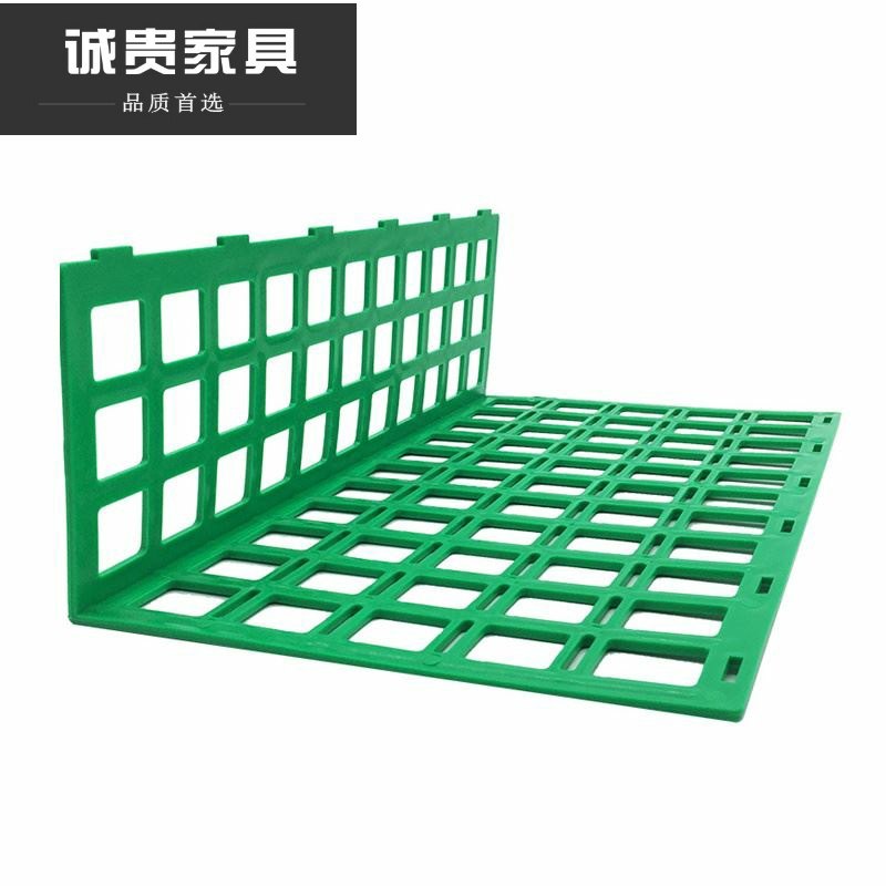 超市生鲜垫板超市堆头栏果蔬护栏隔板蔬菜水果陈列板生鲜陈列道具