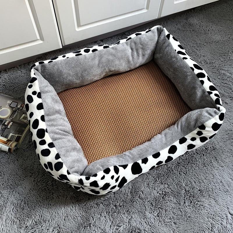 清货狗窝夏天狗狗窝冬季保暖中型小型犬泰迪四季通用宠物用品猫窝