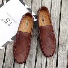 秋季新款男鞋豆豆鞋低帮鞋运动鞋休闲鞋,货号289T