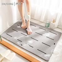 大江地垫家用浴室防滑泡沫卫生间防滑垫厕所门口脚垫卫浴淋浴洗澡