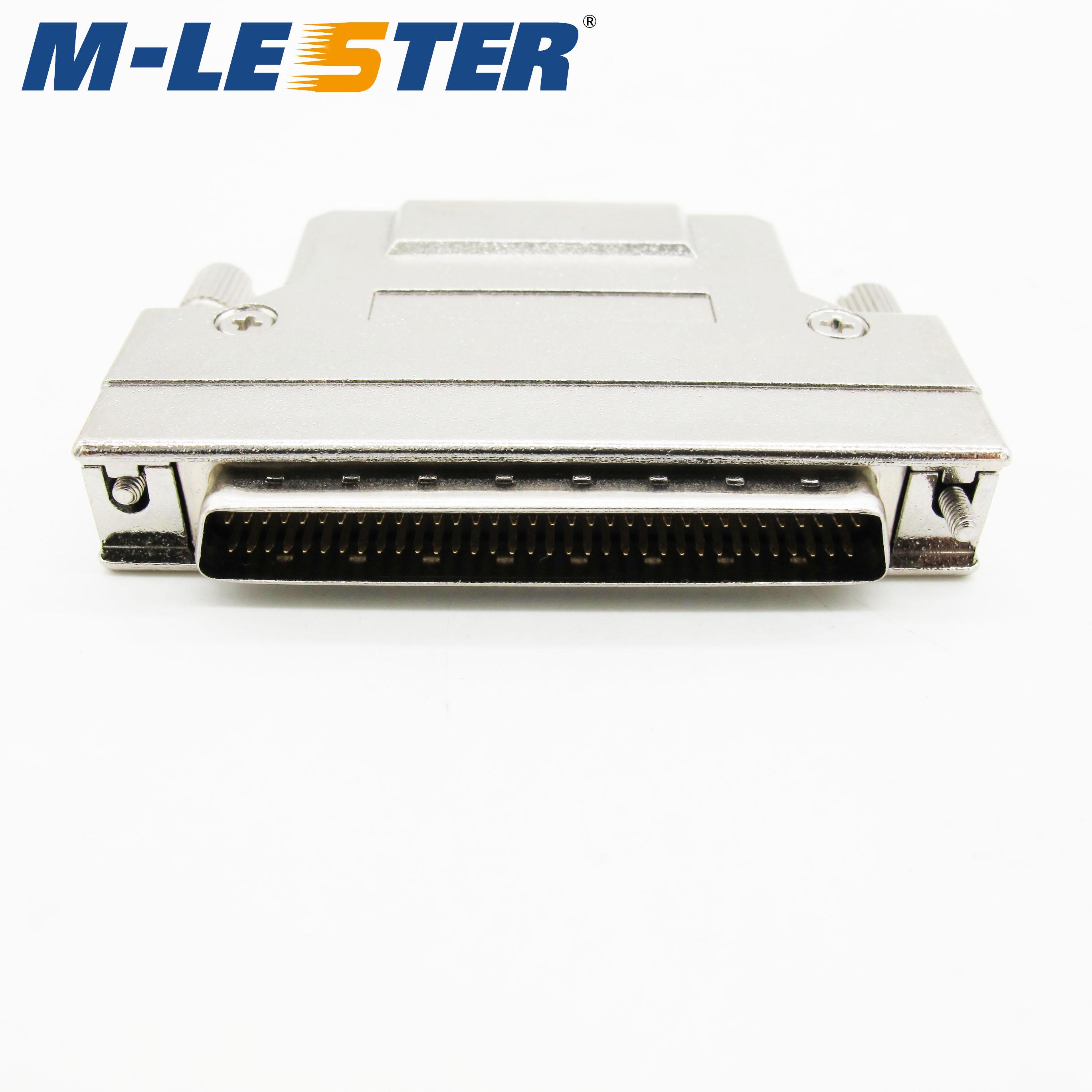 Тайвань SCSI 50 ядро сварной шов нить очищенный винт DB тип сварной шов линия мужчина / участок модель / штекер 50 игла