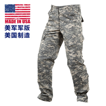 US version of the public hair ACU camouflage combat pants men tactical trousers Military fans special forces for training pants outdoor overalls pants