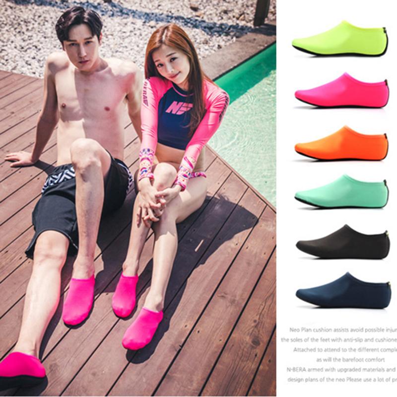 Дайвинг-носки с антикоррозийным покрытием нескользящие для взрослых мужские и женские Пляжные носки детские утепленный удерживающий тепло Носки для подводного плавания