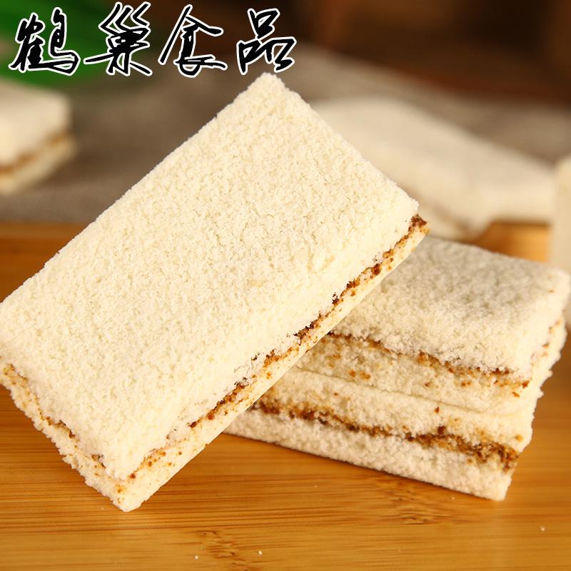 浙江特产传统大米手工红糖花生酥糖糕点办公室休闲零食品小吃包邮