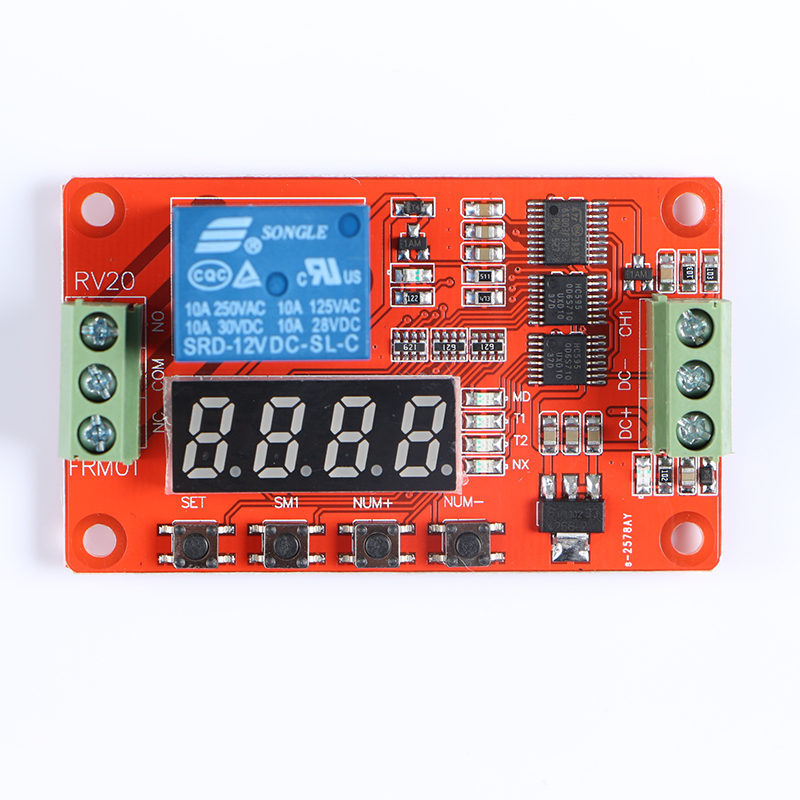 Newer Version 12V Multifunction Relay Cycle Timer Module,可领取元淘宝优惠券