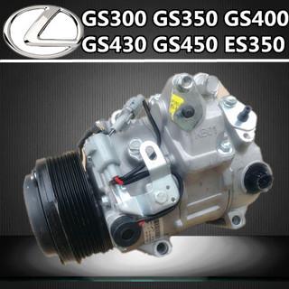 Лексус ES240 ES350 IS300 IS250 LS430 GS300 кондиционер сжатие машинально холодный воздушный насос, цена 7183 руб