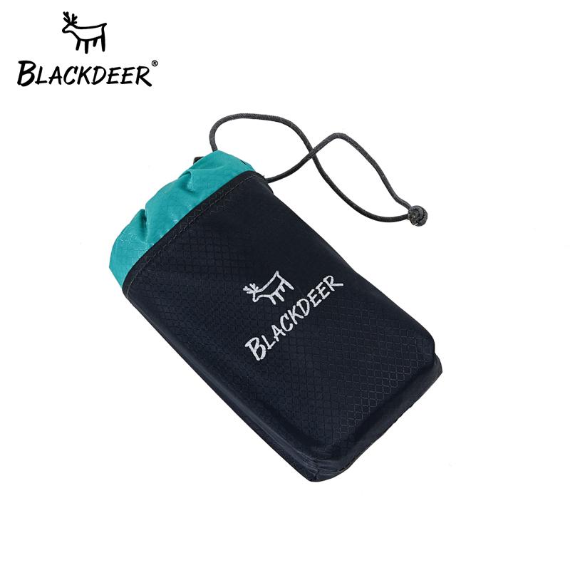 Black deer pocket picnic mat ultra light mini portable grass mat picnic damp proof mat outdoor travel beach mat