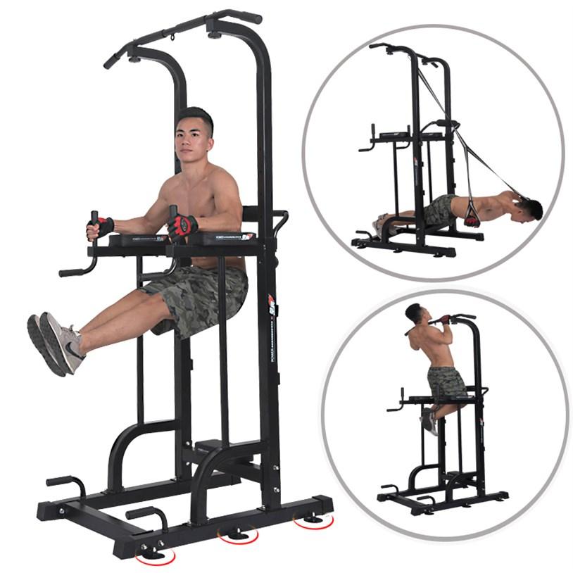 单杠家用室内引体向上器双杆吊家庭健身器材架训练体育用品多功能