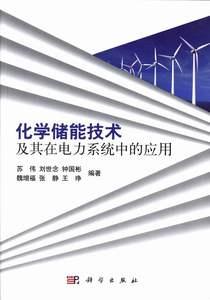 正版 化学储能技术及其在电力系统中的应用 范伟 发电、发电厂 书籍 9787030382313