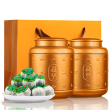 Clouds, orchids, flowers, fragrance, Xinhui, Xiaoqing tangerine, palace Pu'er tea, orange pupu tea, Xinhui tangerine peel, tea gift box, canned food.