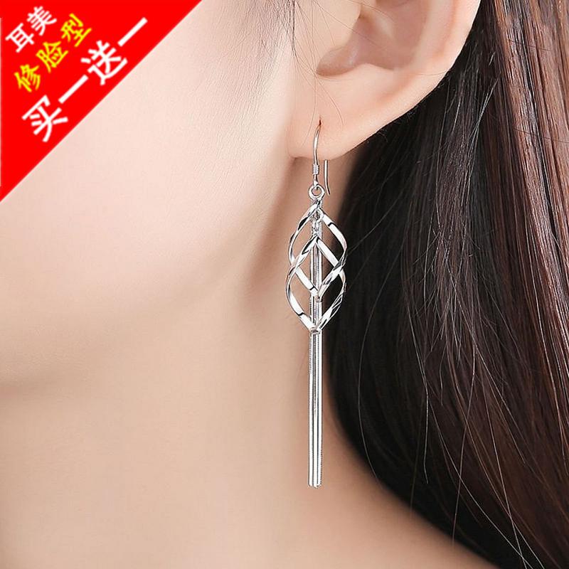 French minority high sense Earrings Korean temperament net red 2021 new fashion girl summer light luxury earrings earrings