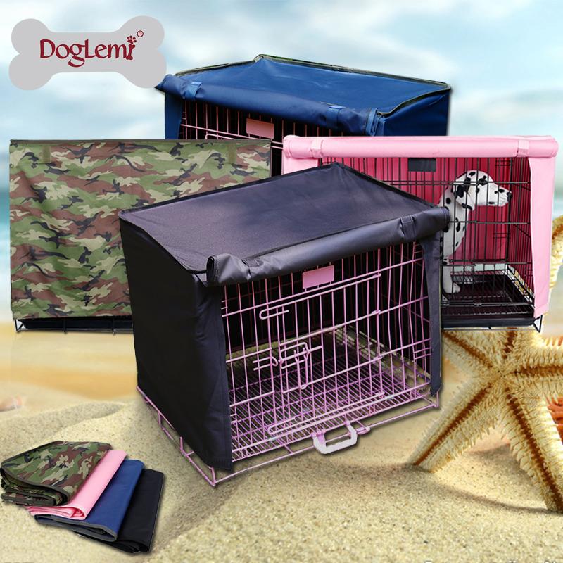 防风防雨防尘宠物笼罩猫笼狗笼罩子盖布 不包含狗笼
