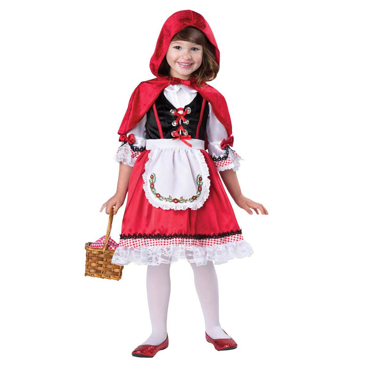 Halloween costumes childrens Halloween cos costumes small red cap role playing costumes hooded girls small red cap costumes