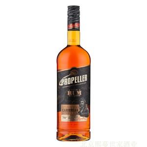 螺旋桨珍藏黑标朗姆酒 进口洋酒 鸡尾酒调酒 烘焙 PROPELLER RUM