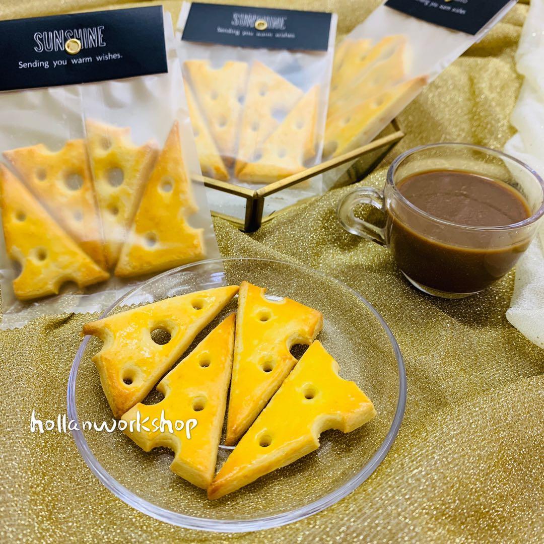下单先做 手工儿童乳酪芝士曲奇饼干网红推荐下午茶小零食伴手礼