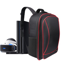 MOBY PSVR PS4 Host Storage pack Sony Helmet VR Glasses Protection Pack PS4 Pro combination dedicated backpack portable travel backpack