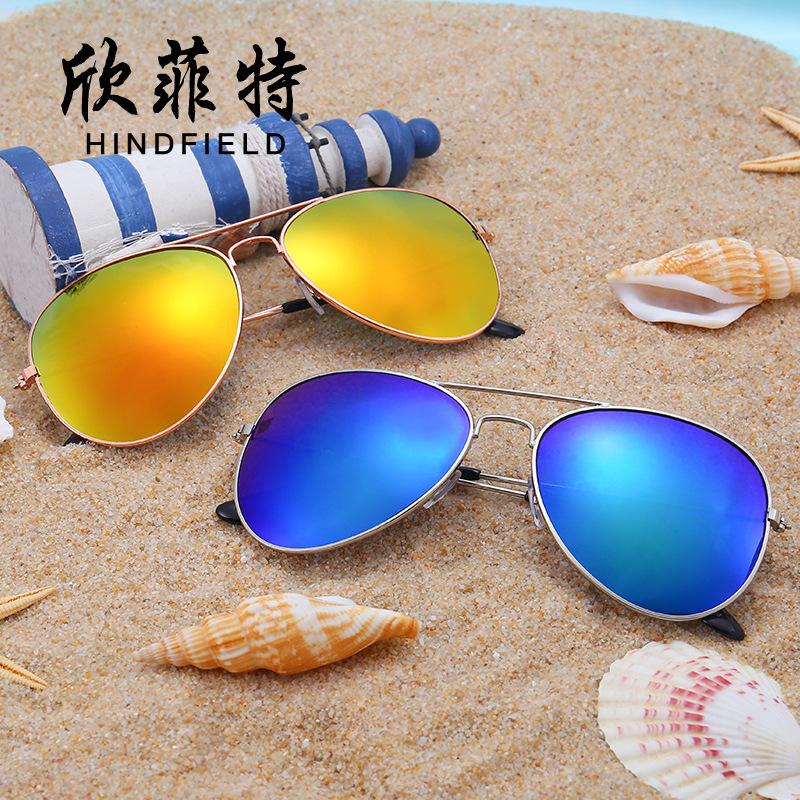 Hinfett Classic Sunglasses Unisex glasses fashion Aviator toads trend Sunglasses windbreak