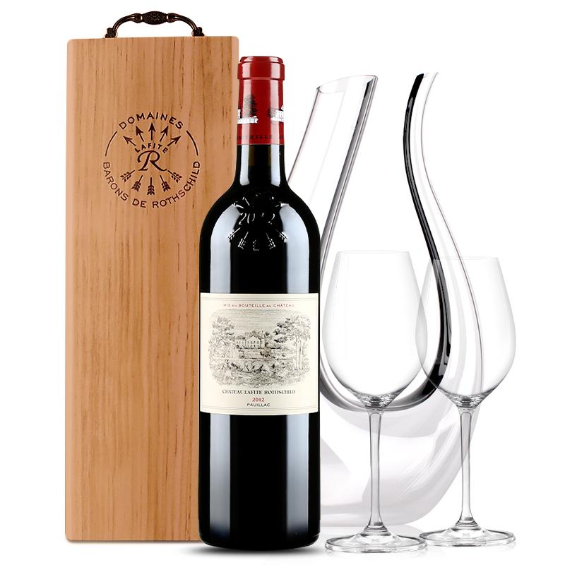 拉菲古堡干红葡萄酒 法国原瓶进口