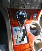 适用丰田自动汽车挡把头个性专用改装汉兰达凯美瑞排挡杆精品花冠