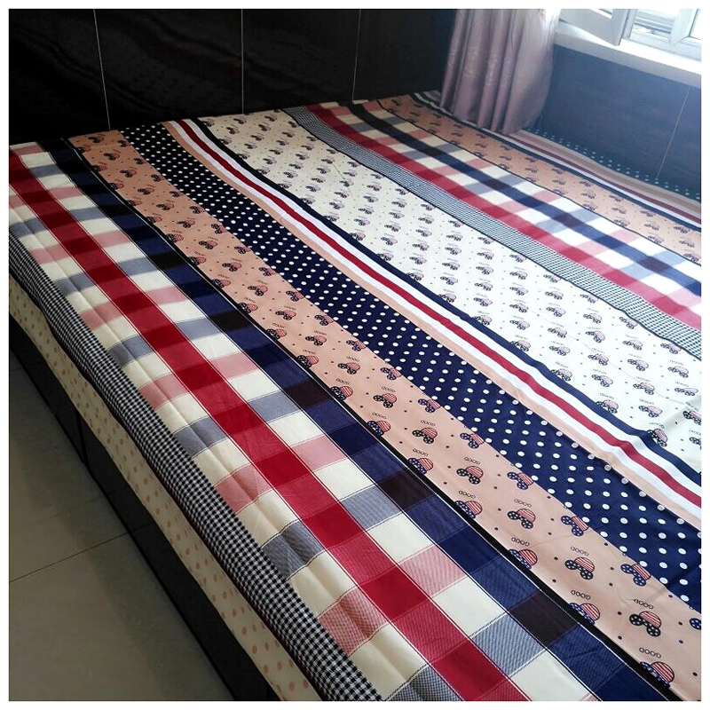 The new product is widened by 2.6m and lengthened. The single sheet is 2m 3M and 3.5m tatami Kang sheet is customized for autumn wedding