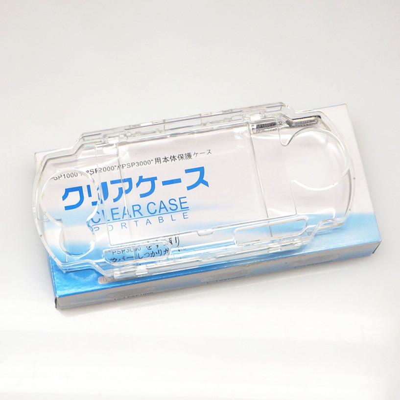 В новой упаковке PSP3000 кристалл оболочки прозрачные защитный кожух PSP3000 чувствовать силикагель утонченность