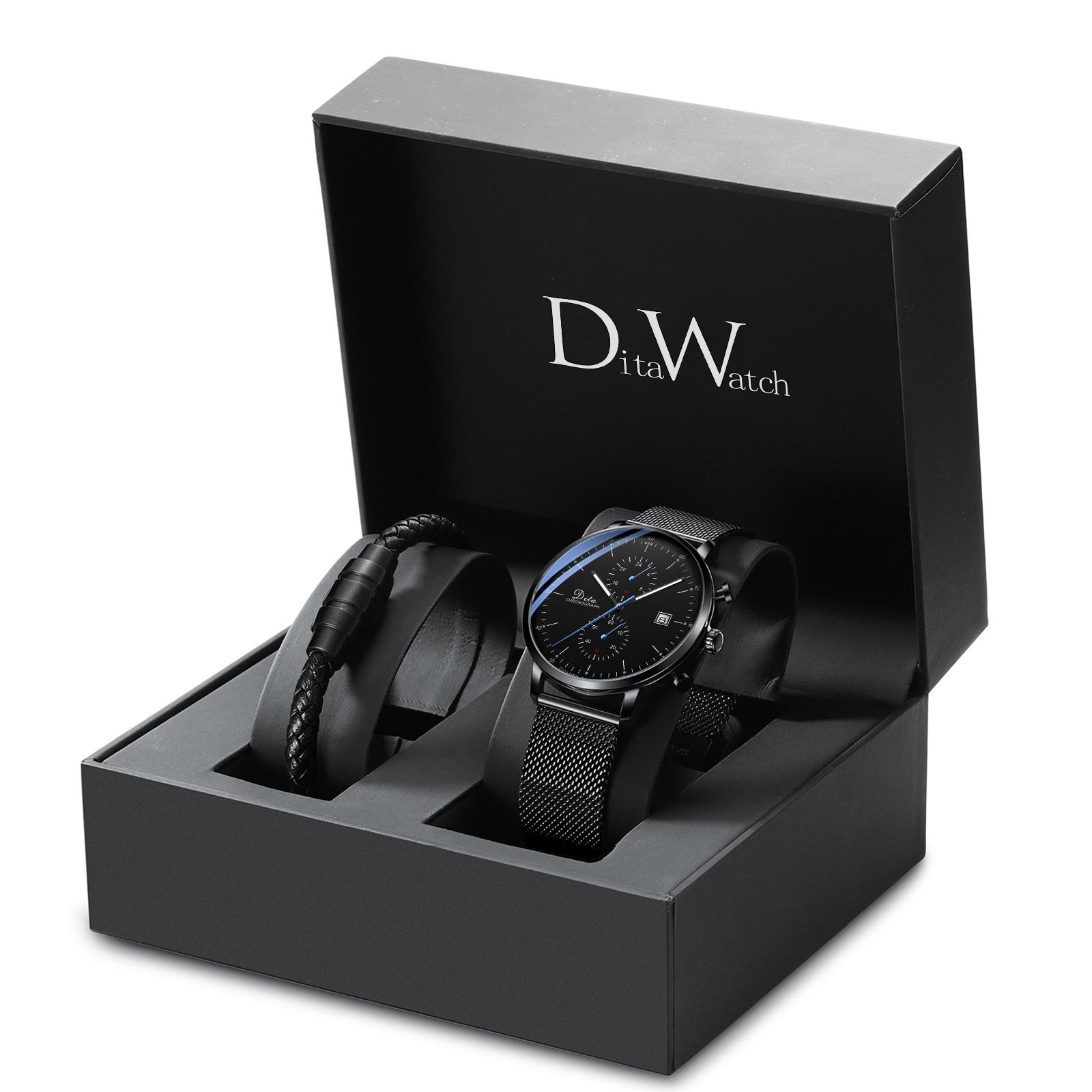 2020新款名牌瑞士正品DW手表男士时尚防水全自动机械潮流韩版女表图片