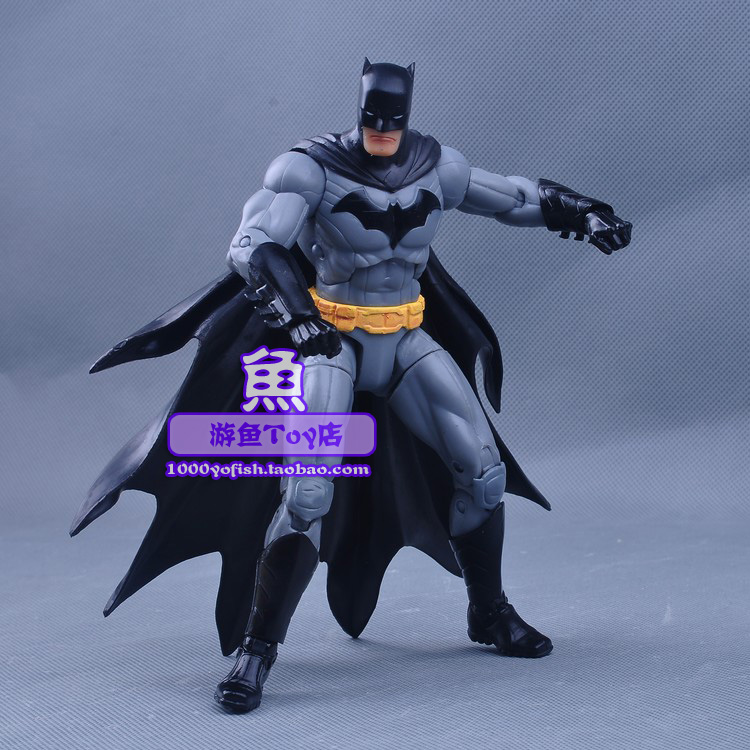 Hot selling justice alliance 7-inch Batman mobile Doll Toy hand-made presents for birthday