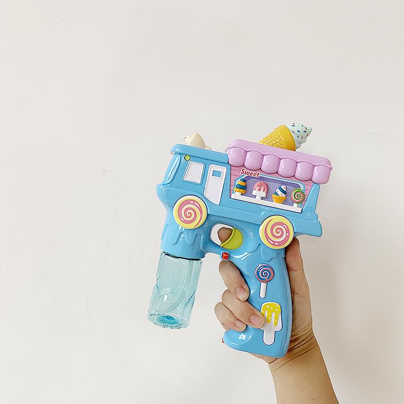 泡泡机儿童抖音网红仙女魔法棒全自动雪糕电动气球吹泡泡神器玩具热销65件正品保证
