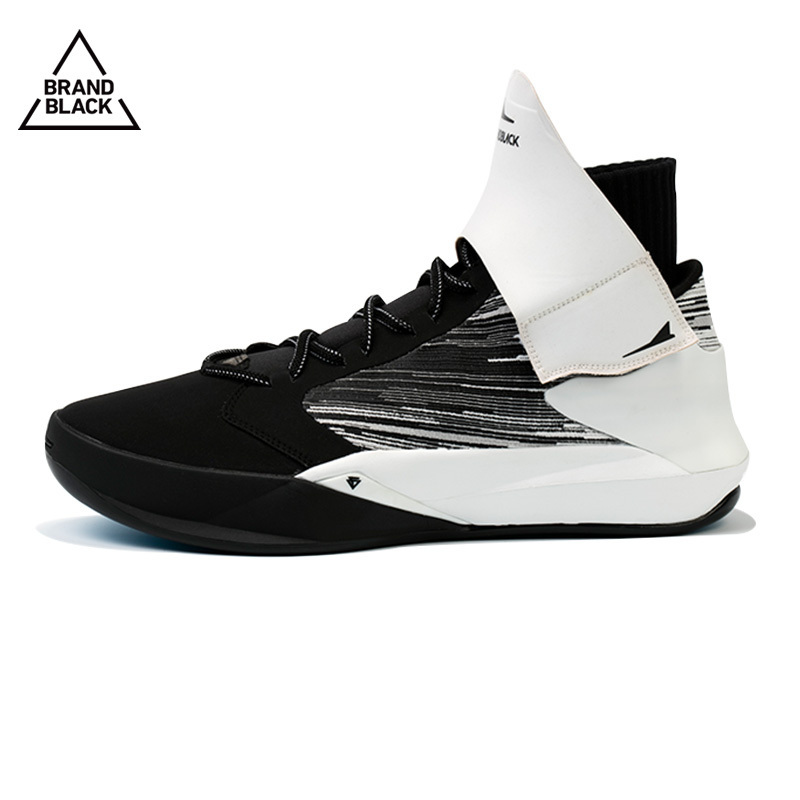 Brandblack美国潮牌篮球鞋 男子减震运动鞋室外实战高帮战靴262BB