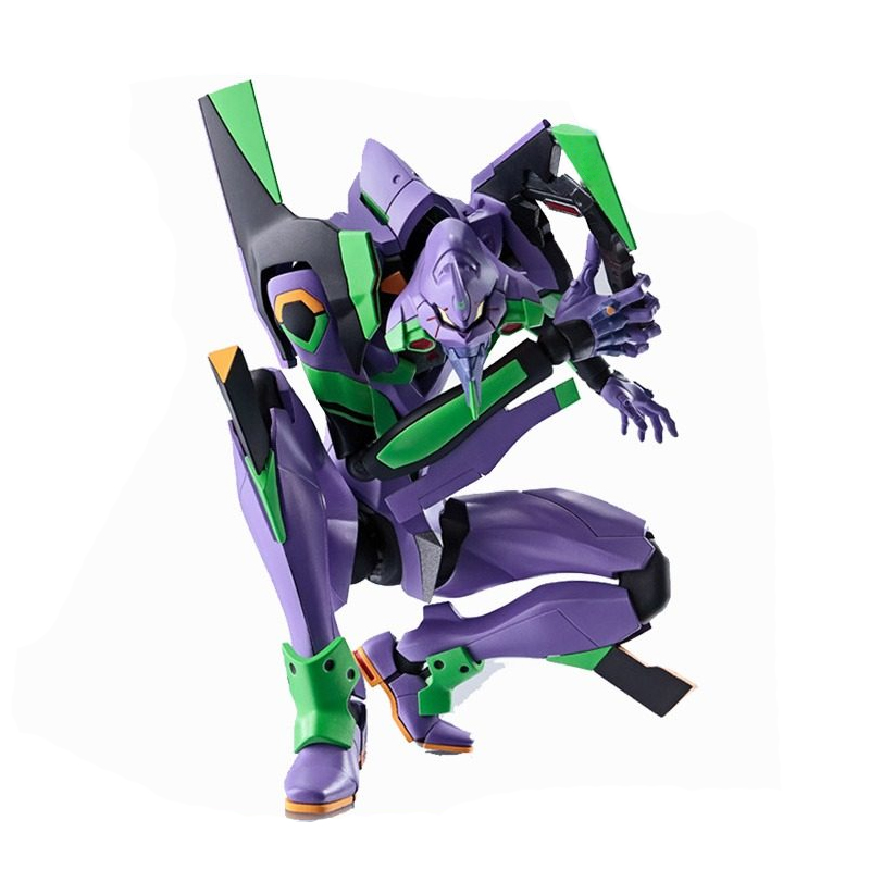 Ten thousand generations of robot are scheduled to run the new century evangelical warrior new theater EVA first prototype