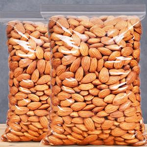 巴旦木仁原味袋装巴达木烘培手剥散装无壳杏仁炒货零食坚果炒货