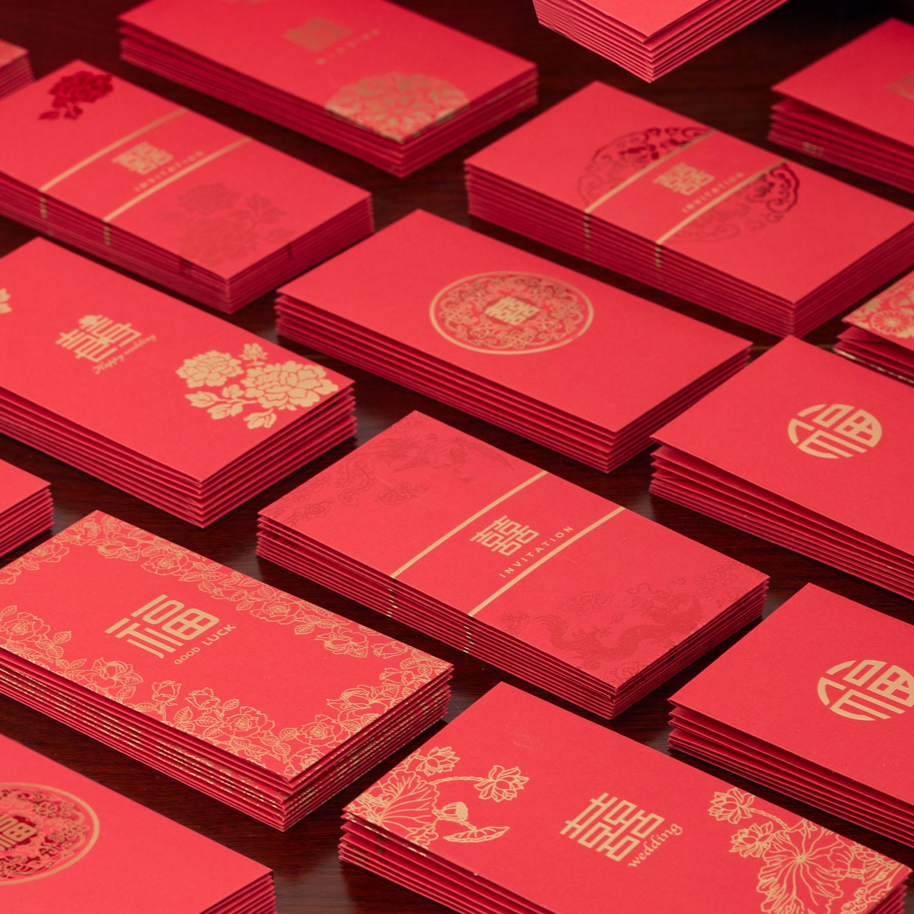 Конверты для Китайского нового года Артикул 593671328549