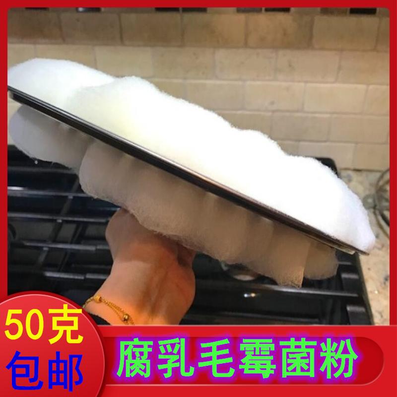 Mould powder and mould powder of tofu