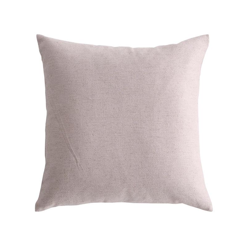 Lencier Lanxu Nordic Pillow Cover Bedding Cushion office pillow head back waist cover with core