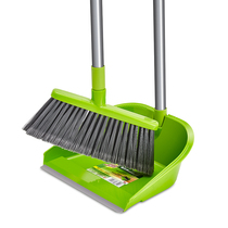 3M si Gao I sweep net broom dustpan set broom household soft hair broom sweep broom Garbage Shovel single