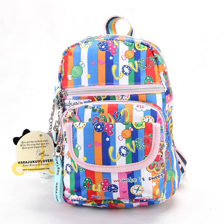 【原宿mini双肩包】韩版幼儿园书包双肩包百搭迷你旅游包男女背包