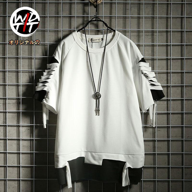 券后78.00元夏季欧美嘻哈街头潮牌短袖潮流t恤
