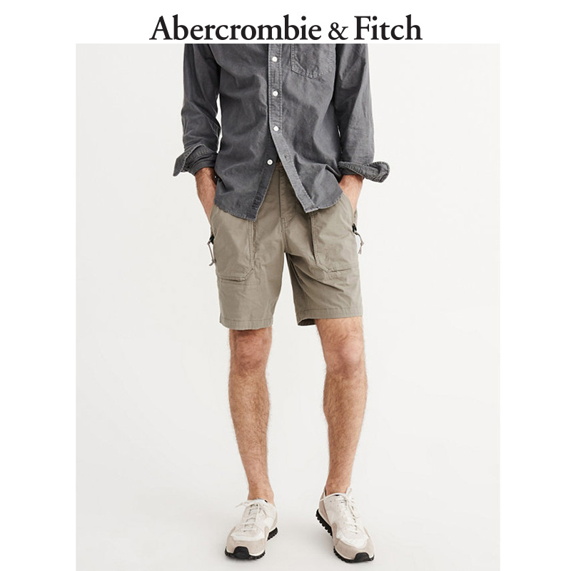 Abercrombie&Fitch男装 伞兵短裤 149797 AF