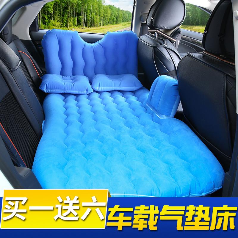 车内睡觉神器车载旅行床车上床垫轿车后排座睡垫suv专用汽车折叠