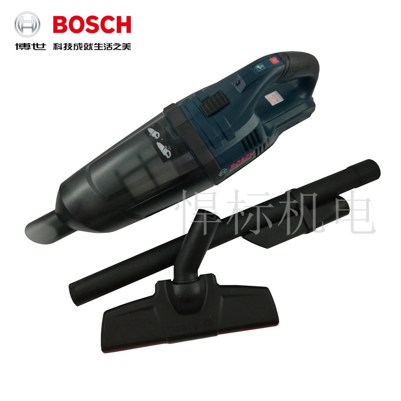 Bosch charging vacuum cleaner gas18v-li vacuum cleaner 18V lithium battery vehicle home portable computer