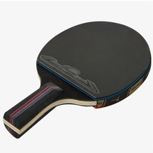 高弹性结构乒乓球拍二进攻型双面反胶双拍2只装小号手柄套装拍子