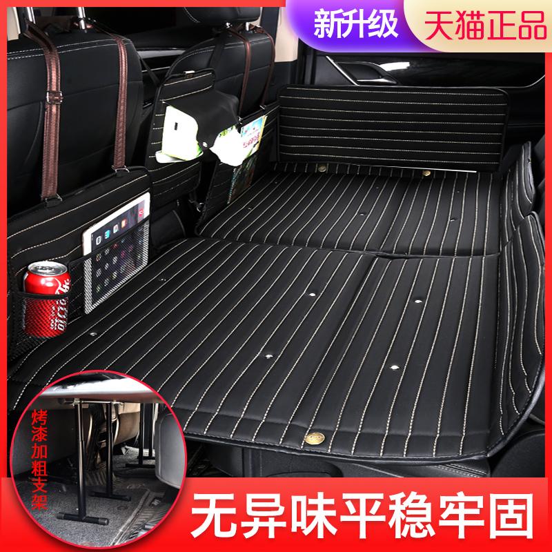 车载床垫旅行床汽车后座睡觉垫车用床后排非充气折叠床垫SUV轿车