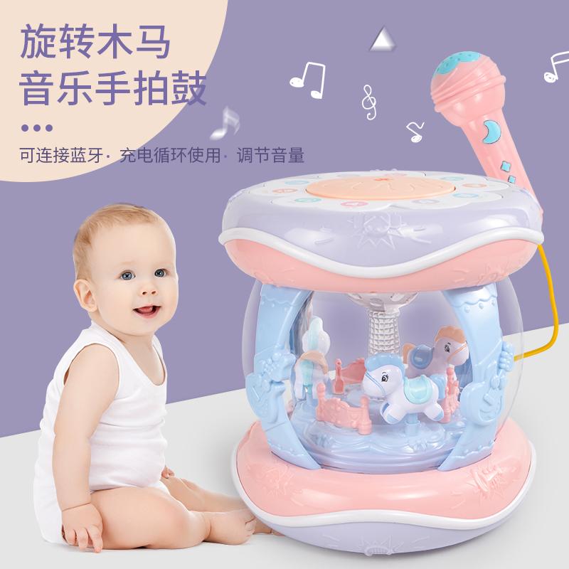 适合送1-2岁女宝宝的儿童节礼物推荐